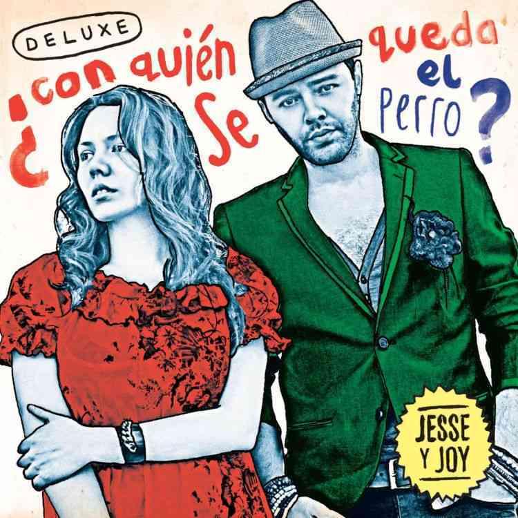 CON QUIEN SE QUEDA EL PERRO (DELUXE E BY JESSE & JOY (CD)